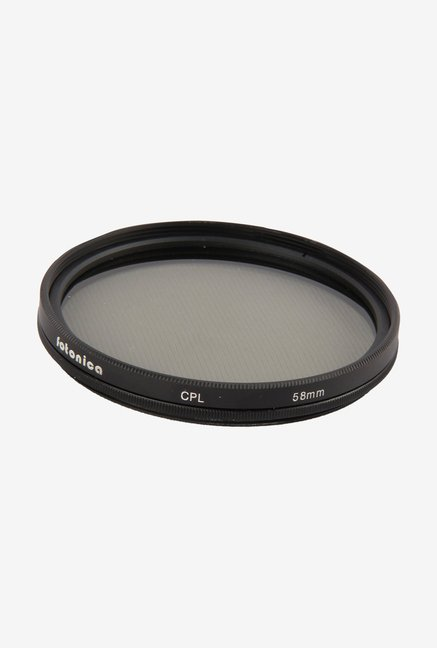 Fotonica 58 mm Circular Polarizer Filter