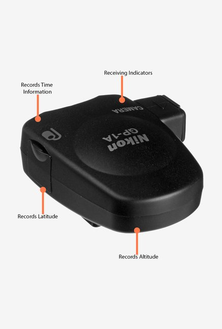 Nikon GP-1 GPS Unit