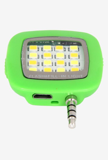 Fotonica 16 LED Selfie Flash Green