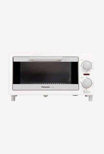 Panasonic NT-GT1 9 Lts Oven Toaster Grill White
