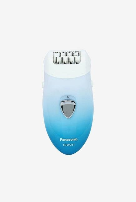 Panasonic ES-WU11 Epilator White & Blue