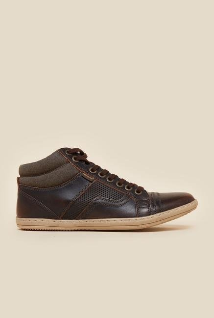 Red Tape Brown Casual Shoes