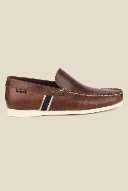 Red Tape Tan Casual Shoes