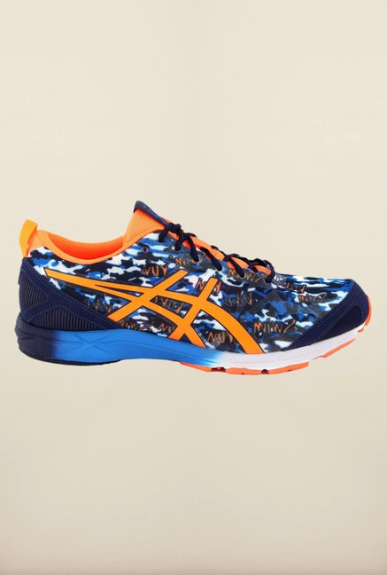 Asics Indigo Blue Running Shoes