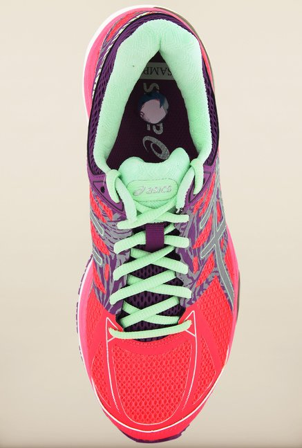Asics Diva Pink Running Shoes