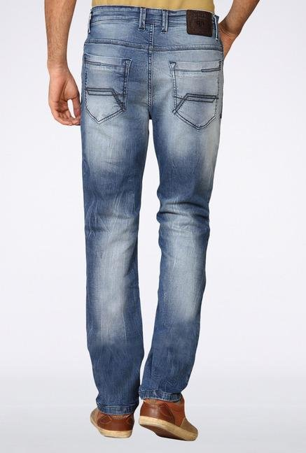 Provogue Blue Gibson Jeans