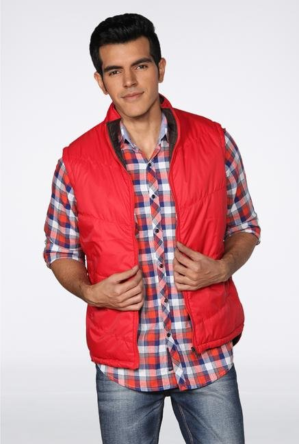 Provogue Red Scott Jacket