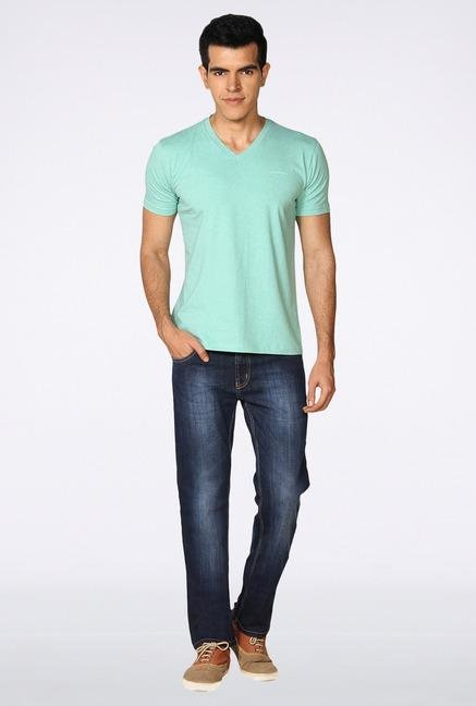 Provogue Aqua V Neck T-Shirt