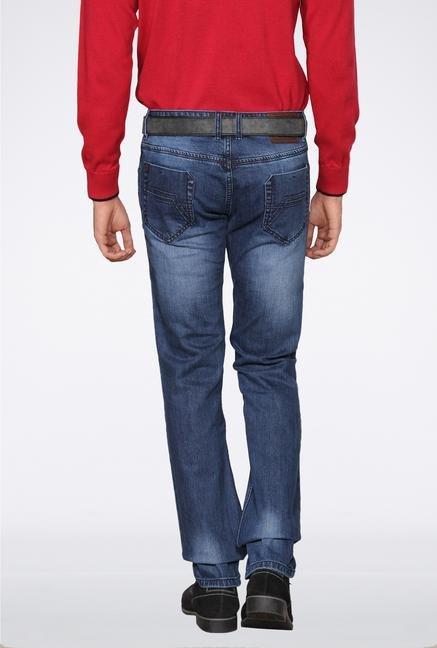 Provogue Blue Denim Jeans