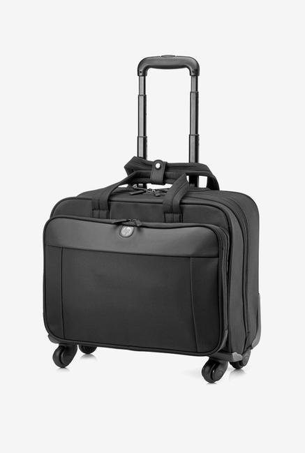 HP Business 4 Wheel H5M93AA Roller Case Black
