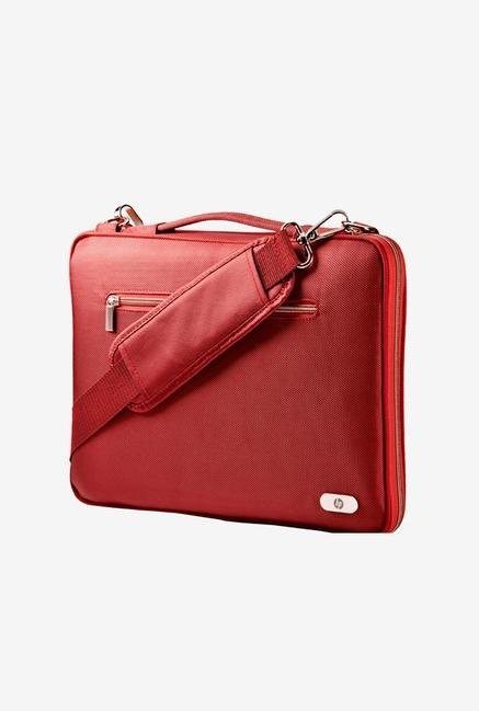HP 14 F0V85AA Notebook Sleeve Red