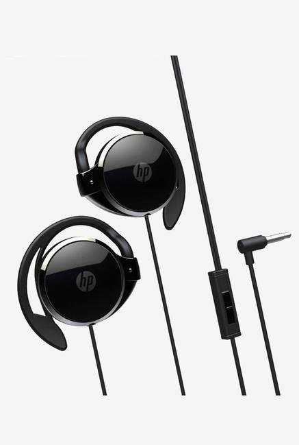 HP H2000 On-Ear Headphone Black