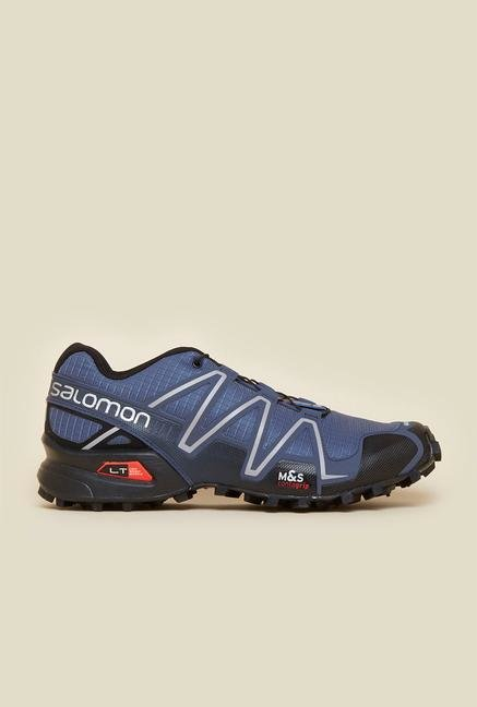 Salomon Speedcross 3 Blue Running Shoes