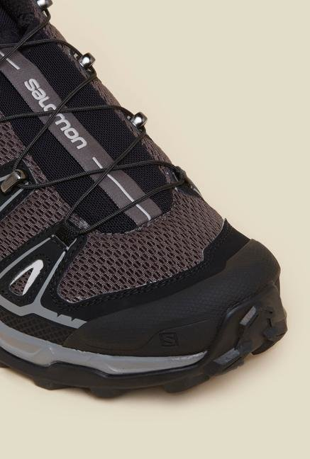 Salomon X Ultra 2 Black Hiking Shoes