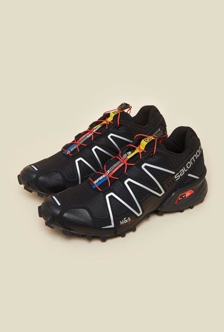 Salomon Speedcross 3 Black Running Shoes