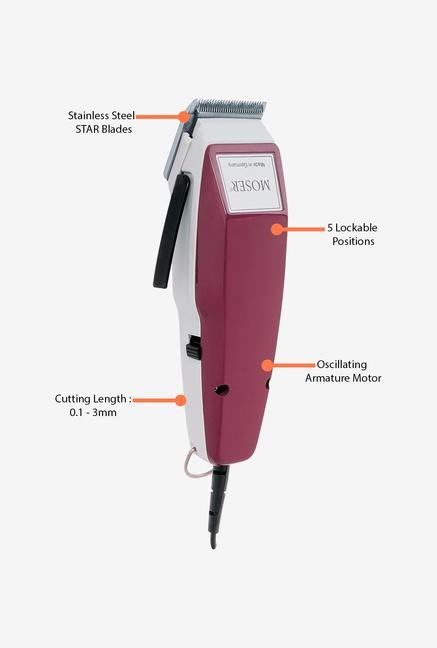 Wahl Moser 01400-0015 Hair Clipper