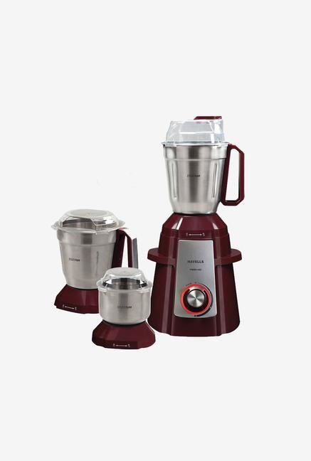 Havells Premio 750 Watt Mixer Grinder Red