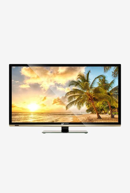 Micromax 32AIPS200HD 81.28 Cm (32Inch) HD Ready LED TV Black