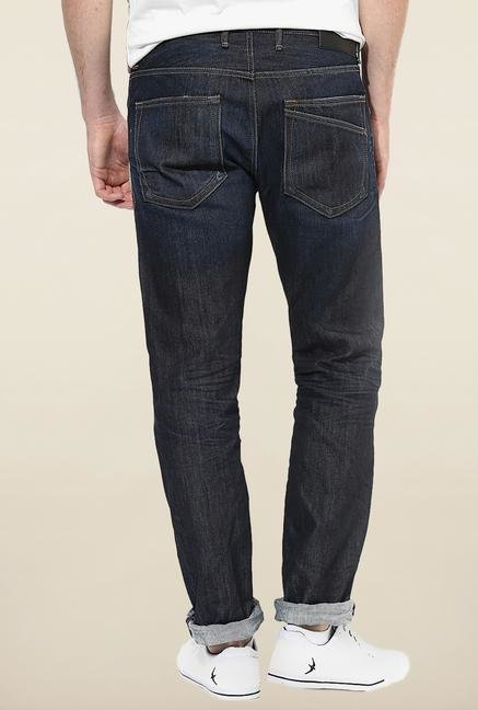 Jack & Jones Blue Regular Fit Jeans