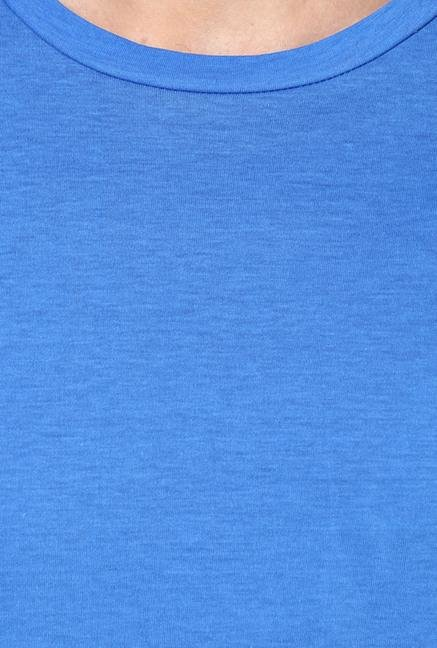 Jack & Jones Blue Ombre Slim Fit T-Shirt