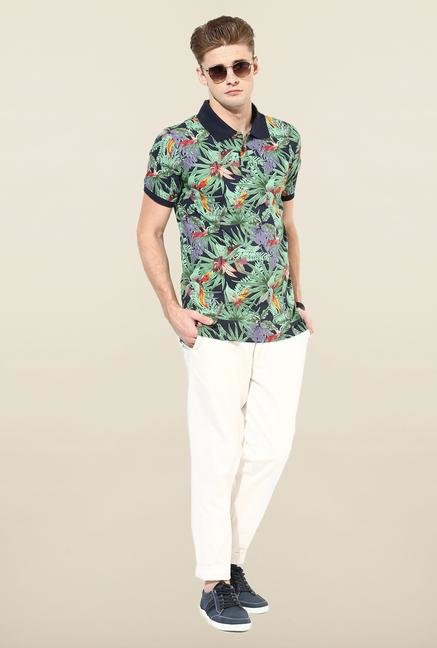 Jack & Jones Multicolor Polo T-Shirt