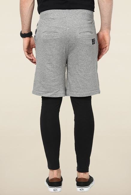 Jack & Jones Grey Solid Sweat Pant