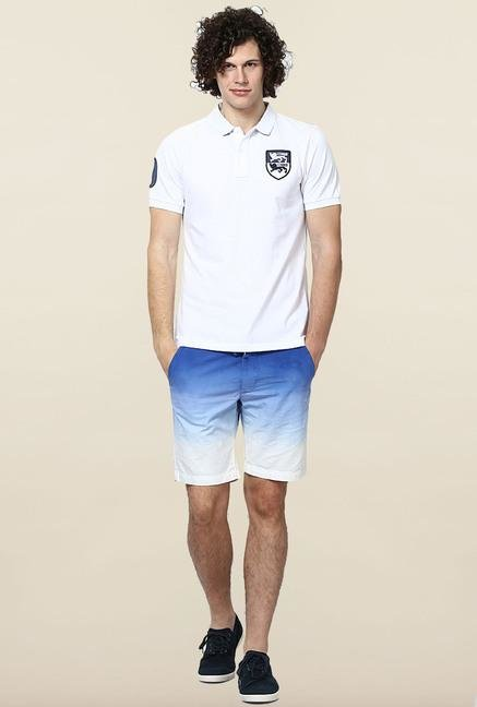 Jack & Jones Blue Ombre Shorts