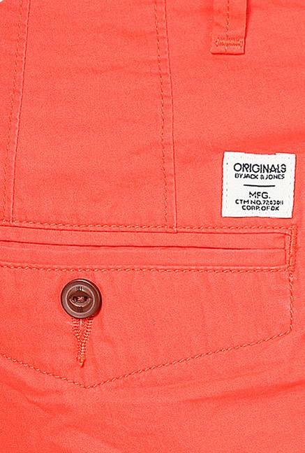 Jack & Jones Coral Solid Shorts