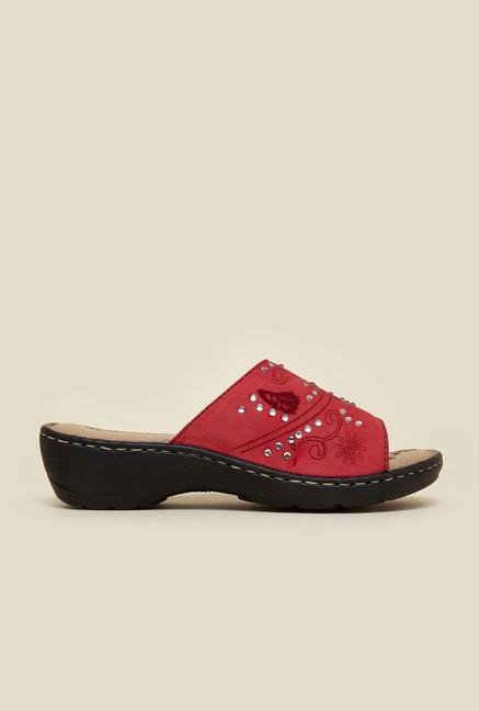 La Briza Red Wedges