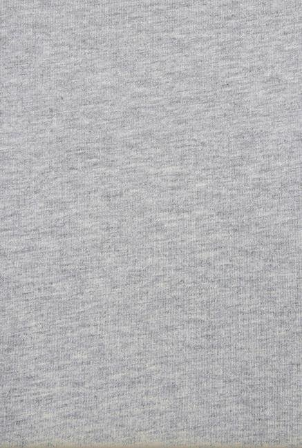 Jack & Jones Grey Print T-Shirt