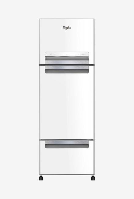 Whirlpool Royal Protton FP 313D Triple Door Refrigerator (White)