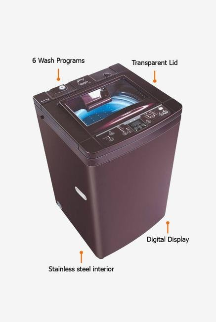Godrej 6.2 kg WT 650 CF Washing Machine Maroon