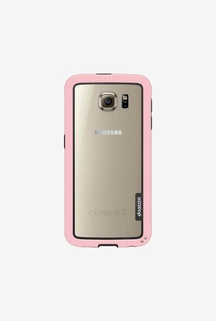 Amzer Border Case Pink for Samsung S6