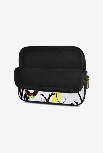 Amzer 7.75 Inch Neoprene Sleeve - Butterfly Bay