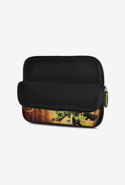 Amzer 7.75 Inch Neoprene Sleeve - Bonsai Butterfly