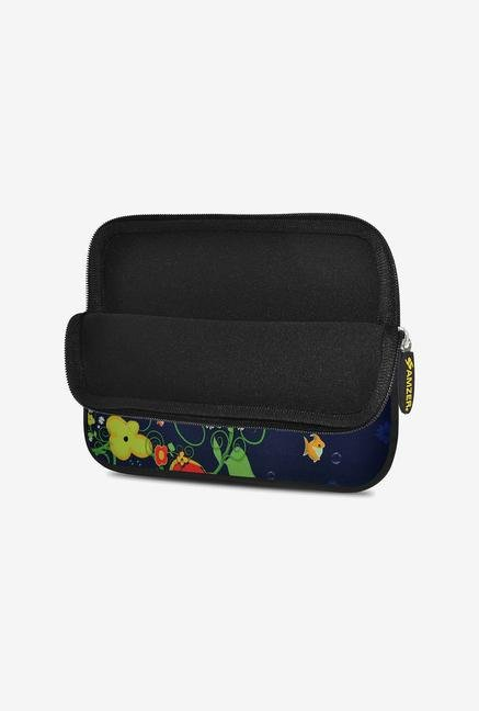 Amzer 10.5 Inch Neoprene Sleeve - Blue Spring Fish