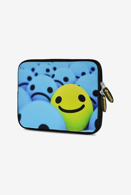 Amzer 10.5 Inch Neoprene Sleeve - Smile Always