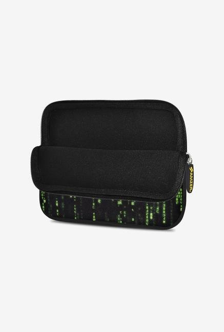 Amzer 7.75 Inch Neoprene Sleeve - Green Data