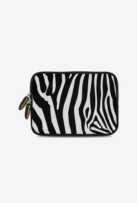 Amzer 7.75 Inch Neoprene Sleeve - Zebra Stipes