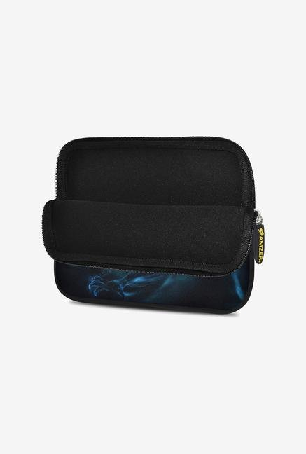 Amzer 7.75 Inch Neoprene Sleeve - Blue Dragon