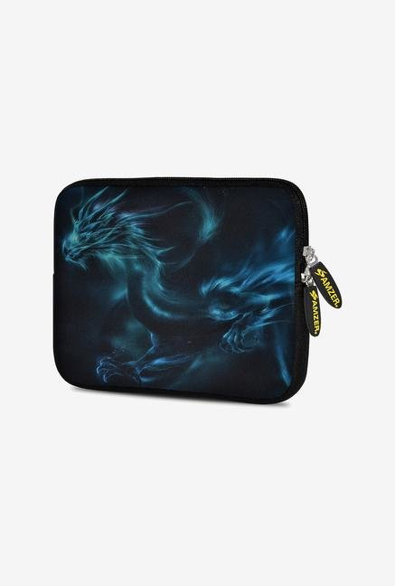 Amzer 10.5 Inch Neoprene Sleeve - Blue Dragon