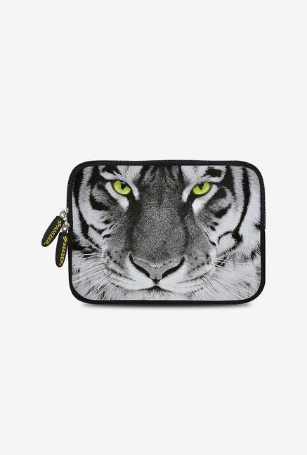 Amzer 7.75 Inch Neoprene Sleeve - Tiger Eyes