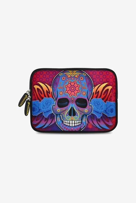 Amzer 10.5 Inch Neoprene Sleeve - Skull Fashion