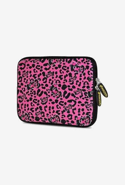 Amzer 7.75 Inch Neoprene Sleeve - Pink Panther Bow