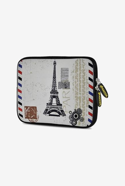 Amzer 7.75 Inch Neoprene Sleeve - Paris Postcard