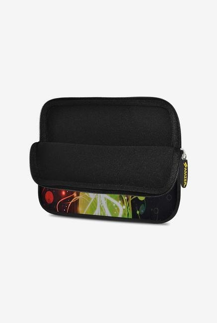 Amzer 7.75 Inch Neoprene Sleeve - Green Light