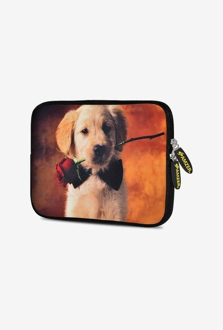 Amzer 10.5 Inch Neoprene Sleeve - Love Retriever