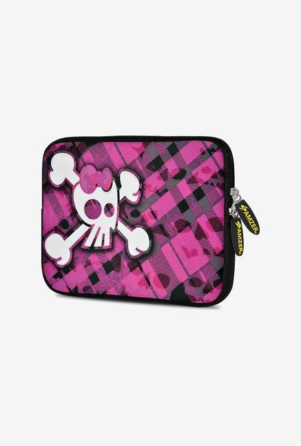 Amzer 10.5 Inch Neoprene Sleeve - Cross Bow Skull