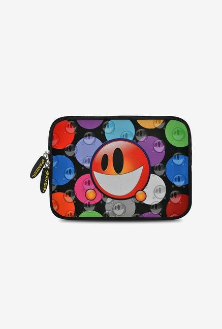 Amzer 7.75 Inch Neoprene Sleeve - Smiley Bubble