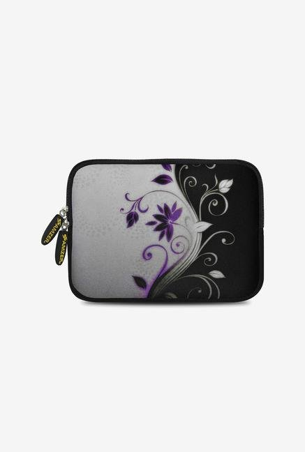 Amzer 10.5 Inch Neoprene Sleeve - Purple Lotus